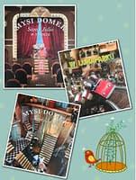 Mysi Domek Sam i Julia  Mysi domek Sam i Julia w teatrze  Mysi domek Sam i Julia w cyrku  Mysi domek Sam i Julia w lunaparku – wiek 3+