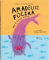 Amadeusz Foczka (ale z głową bobra) - wiek 5+