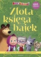 Złota księga bajek - Masza i Niedźwiedź - wiek 5+