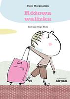 Różowa walizka - wiek 7+