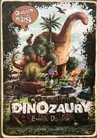 """Opowiem Ci Mamo """"Co robią dinozaury?"""" - wiek 3+"""