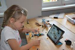 Robotyka Lego Boost + Eksperymenty Slime - 6/8 lat