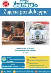 Programowanie Junior + Ozoboty - dzieci 5/7 lat