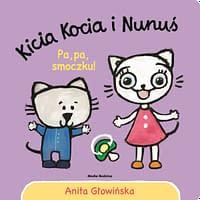 Kicia Kocia i Nunuś – Pa, pa smoczku! – wiek 1+
