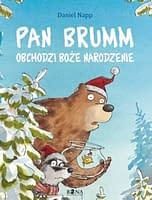 Pan Brumm obchodzi Boże Narodzenie - wiek 3+