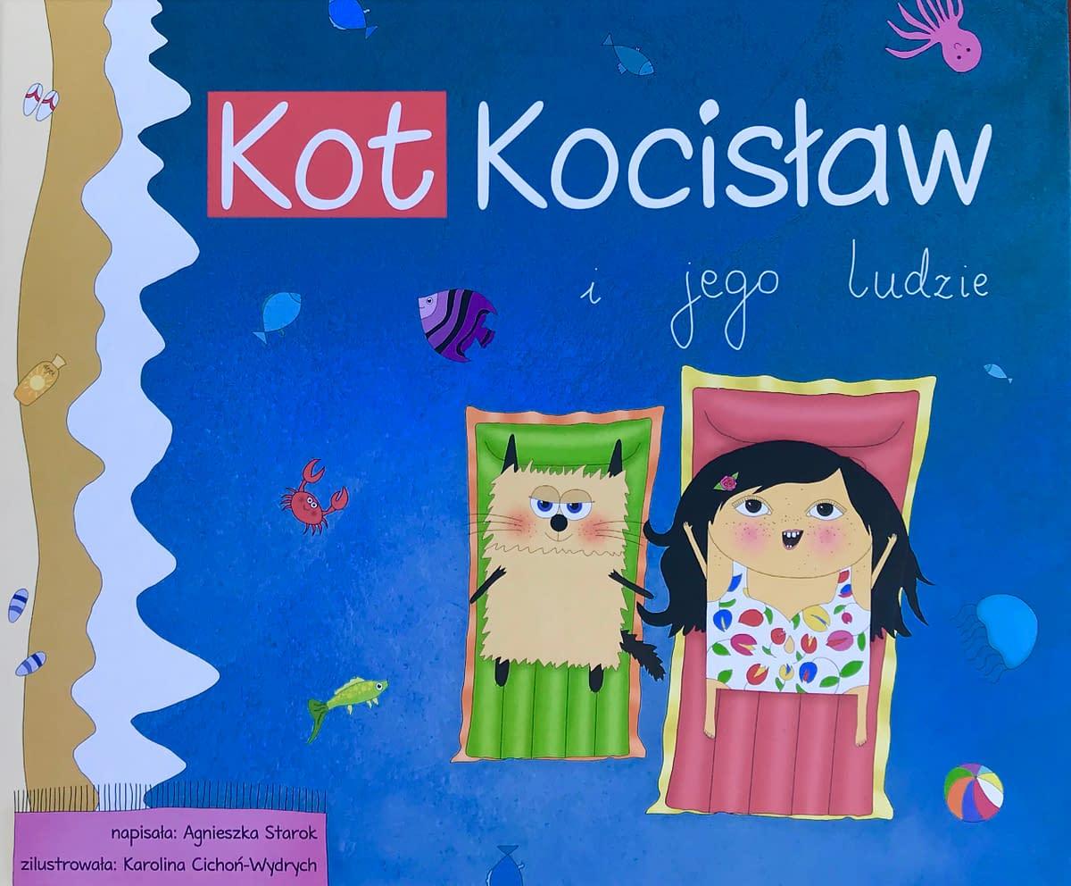 Kot Kocisław Kofifi