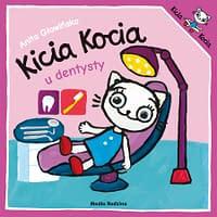 Kicia Kocia u dentysty - wiek 3+