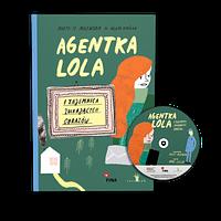 Agentka Lola i tajemnica znikających obrazów - wiek 6+