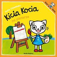 Kicia Kocia na plenerze - wiek 3+
