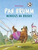 Pan Brumm wchodzi na boisko - wiek 3+